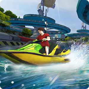 Jet Ski Racer for PC and MAC