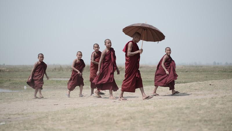 Monk's journey di Lorenza Cini