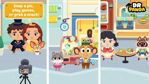 Dr. Panda Town: Mall 1.3 screenshots 2