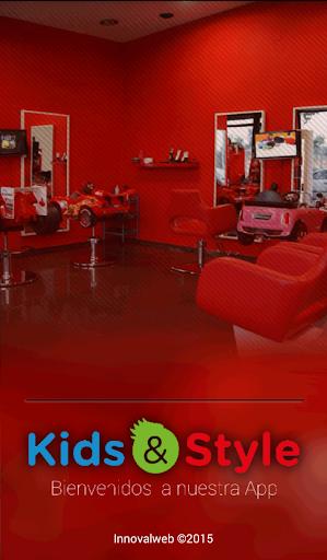 Peluquería Kids Style