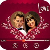 Love Photo Video Maker  Music