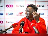 Mbaye Leye, le coach du Standard de Liège veut enregistrer un résultat à Genk