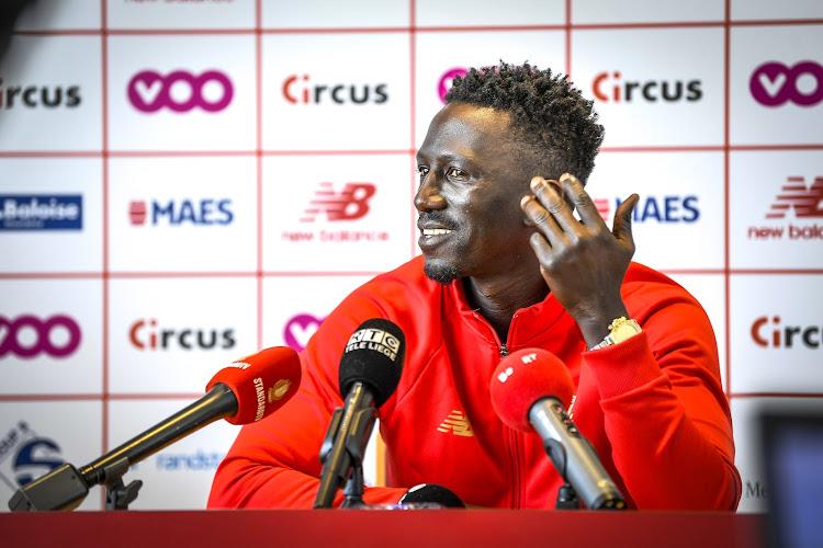 """Mbaye Leye veut une réaction en championnat : """"Le Standard a toujours été dans les dix premiers"""""""