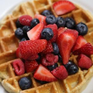 Grape-Nuts Berry Waffle