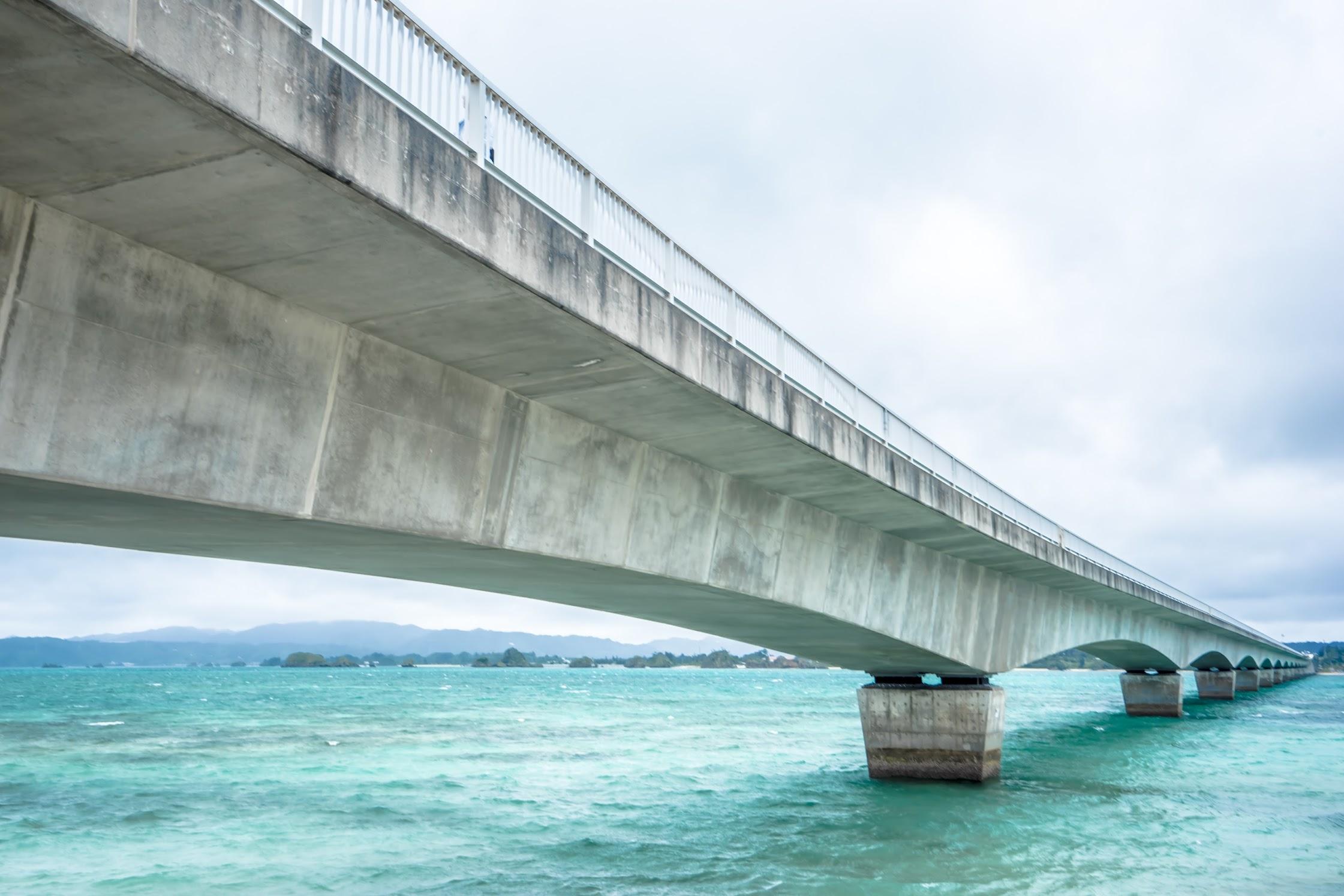沖縄 古宇利島 古宇利大橋1