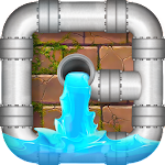 Pipeline - connect the pipes Icon