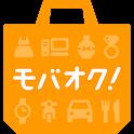 オークションアプリ・フリマアプリはモバオク!簡単手数料無料 icon