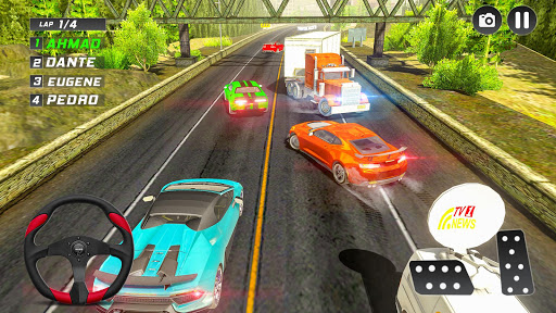 Car Games 2020 : Car Racing Game Futuristic Car android2mod screenshots 7