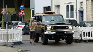 Photo: Jeep Wagoneer