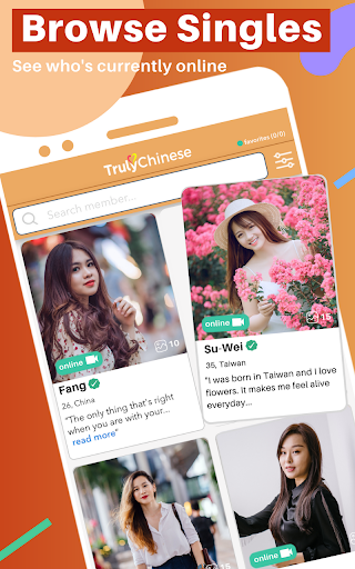 TrulyChinese - Chinese Dating App  Wallpaper 9