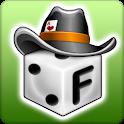 Farkle Solo Solitaire - Free icon