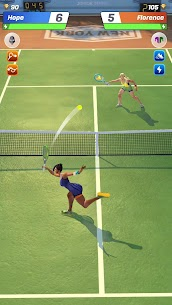 Tennis Clash: 3D Sports MOD (Unlimited Coins) 3