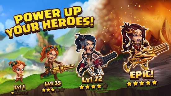 Hero Wars – Ultimate RPG Heroes Fantasy Adventure- screenshot thumbnail