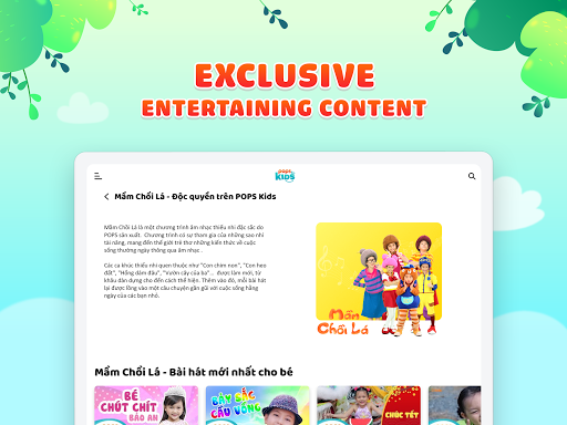 POPS Kids - Video App for Kids 3.5.1 13