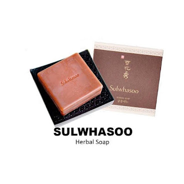 Sulwhasoo Herbal Soap 雪花秀宮中蜜皂