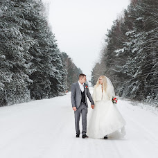 Wedding photographer Anastasiya Svorob (svorob1305). Photo of 26.01.2018
