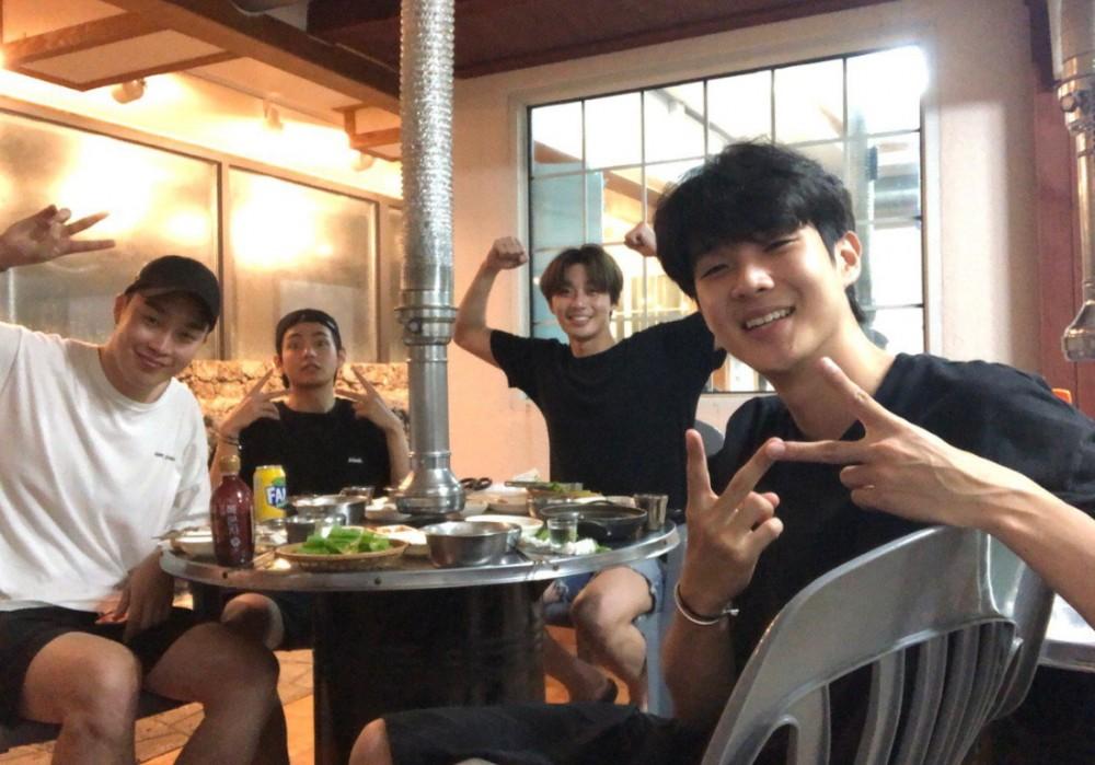 park seo joon bts v peak boy 2