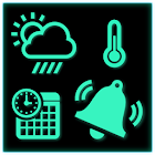 Custom Weather Alerts icon