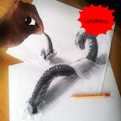 3D Art Drawing Android APK Download Free By LordBless