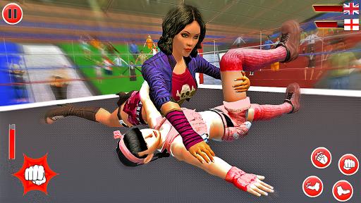 Superstar Girl Wrestling Ring Fight Mania 2019 cheat screenshots 1