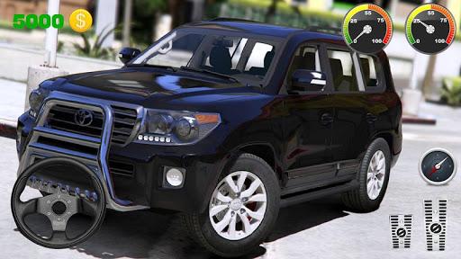 Drive Toyota Land Cruiser 200 - City & Parking 1.0 screenshots 1
