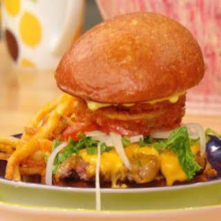 The Ringer Burger.