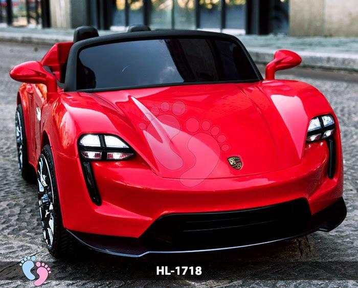 Xe hơi điện cho bé Porsche HL-1718 12