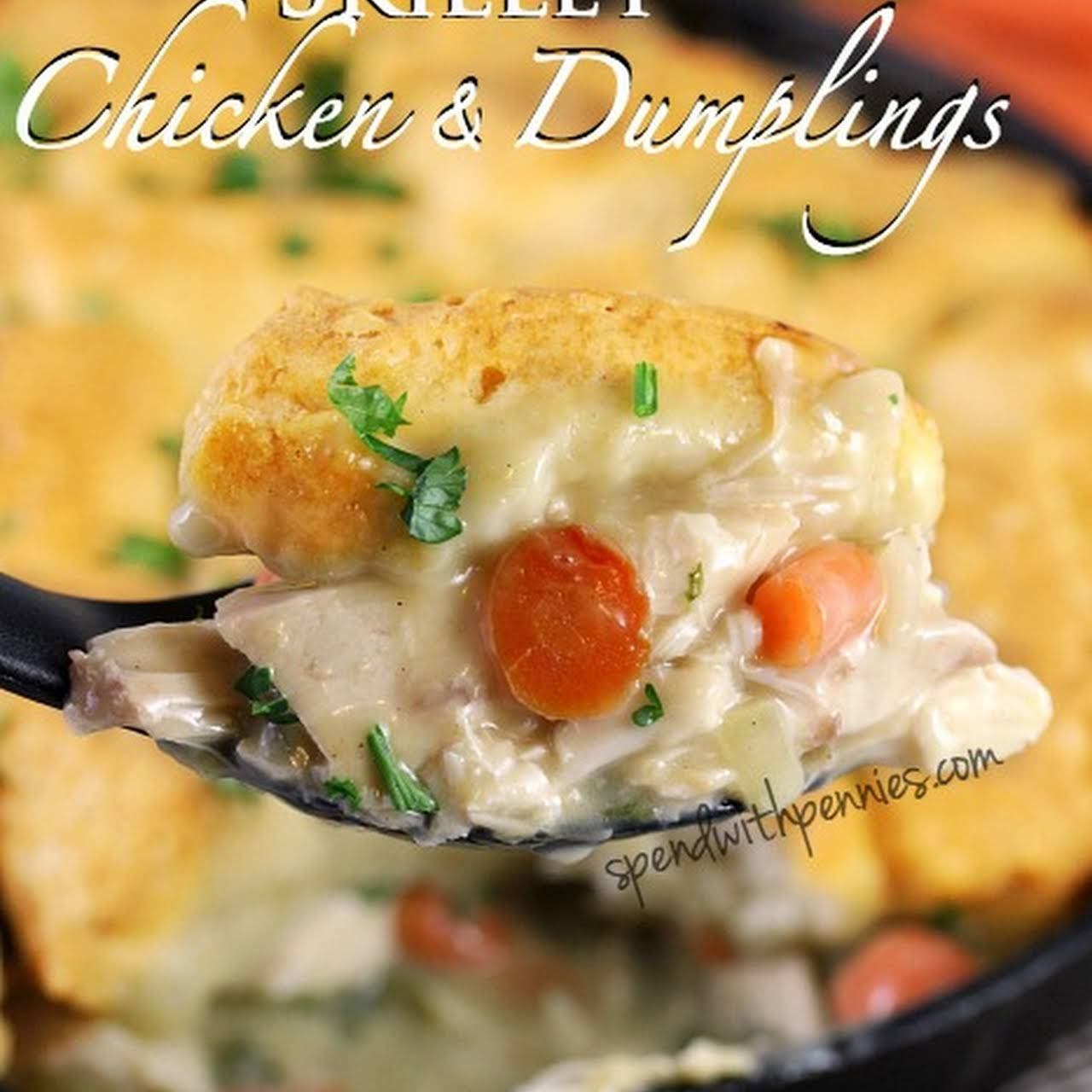 10 Best Chicken And Dumplings With Pillsbury Biscuits Recipes Yummly