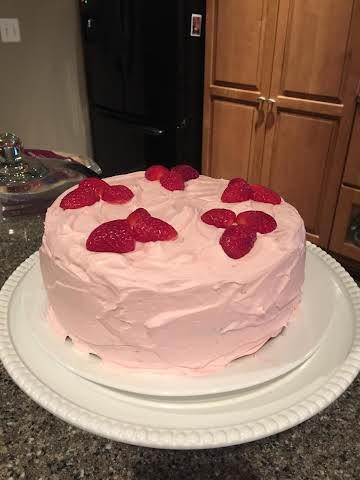 Strawberry decadence
