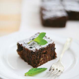 GUILT-FREE SWEET POTATO CHOCOLATE BROWNIES