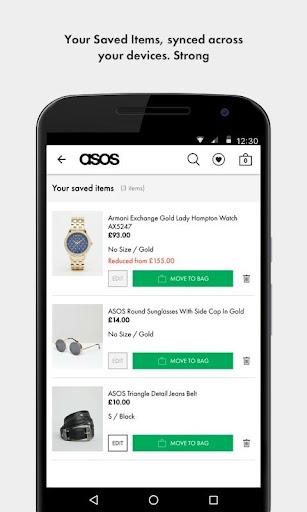 ASOS screenshot 5