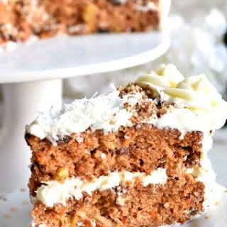 Gluten-Free Carrot Cake Recipe
