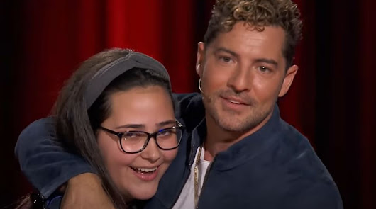 Candela Morales, la almeriense que ha conquistado a Bisbal en 'La Voz Kids'