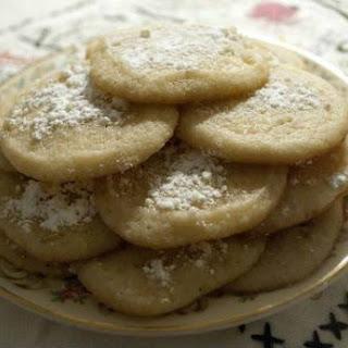 Lemon Ginger Cookies