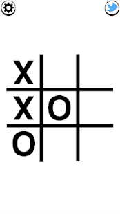 Impossible Tic-Tac-Toe- screenshot thumbnail