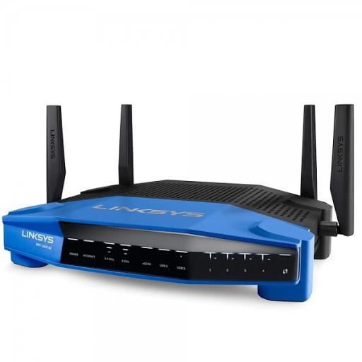 Thiết bị mạng Linksys WRT1900ACS Wireless