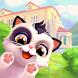 Catapolis- ねこ ⋆ 猫ゲーム アプリ| 私の仮想たまごっち