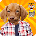 Animal Face Changer: Animal Face Maker icon