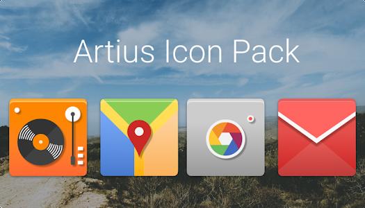 Artius - Icon Pack v1.2