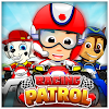 New Racing Patrol Race