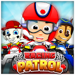 New Racing Patrol Race Icon