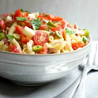 Italian Pasta Salad.