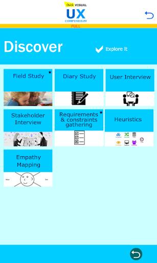Quick Visual UX Design Full  screenshots 8