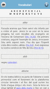 La Bíblia en català (BCI)- screenshot thumbnail