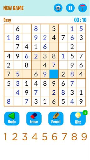 Sudoku 2020 1.4 screenshots 2