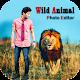 Wild Animal Photo Editor for PC-Windows 7,8,10 and Mac