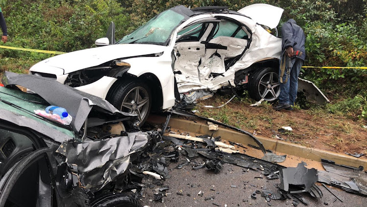 One person died while another sustained severe injuries on September 8 2018