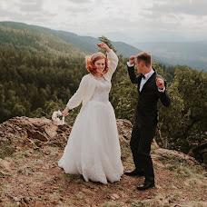 Wedding photographer Alla Mikityuk (allawed). Photo of 28.09.2018