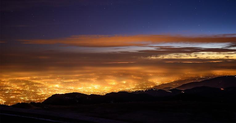 Luci della notte di giacomobe
