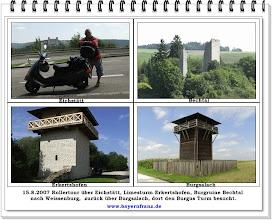 Photo: Rollertour auf den Spuren der Römer - www.bayernfranz.de